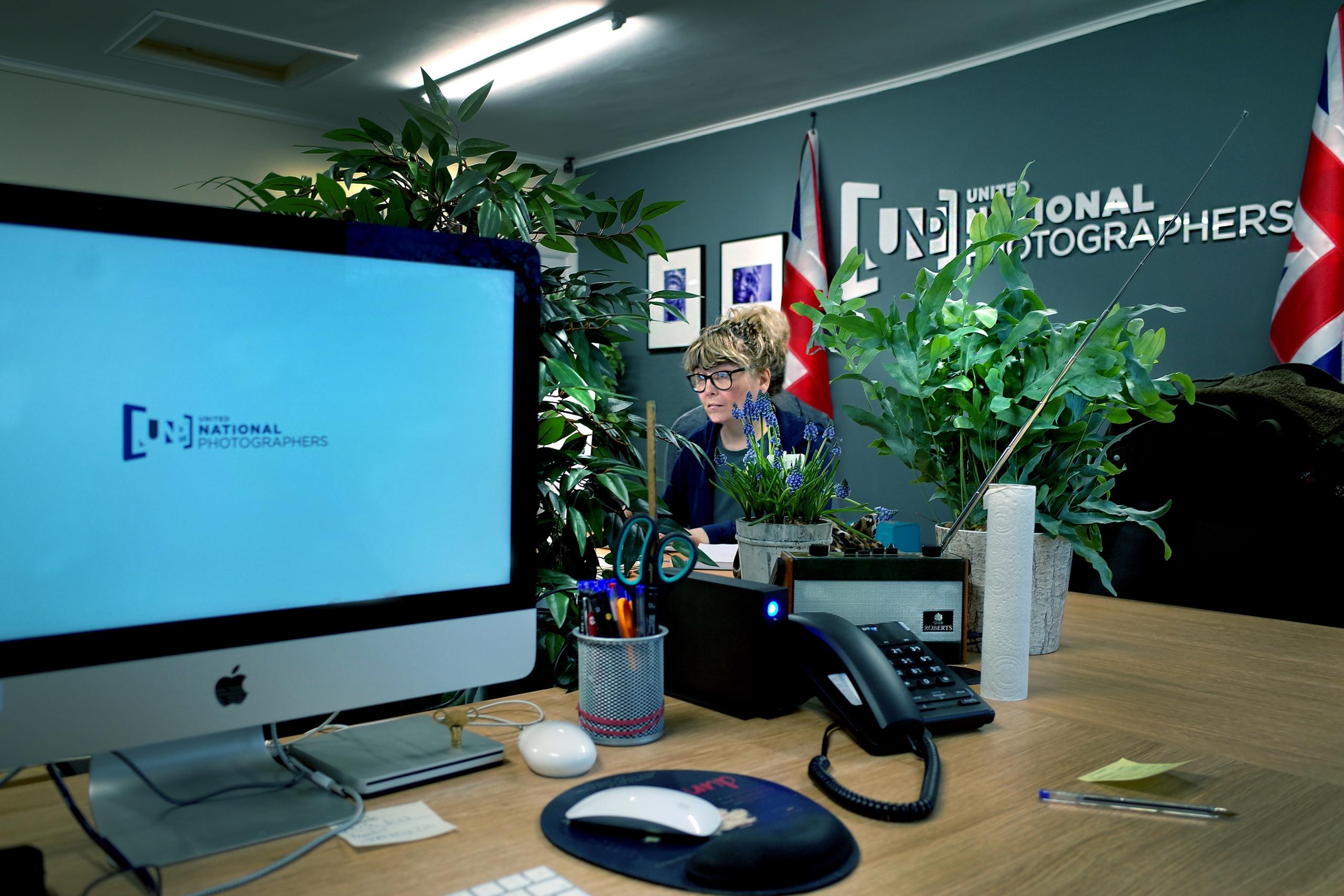 UNP Photo Agency Office