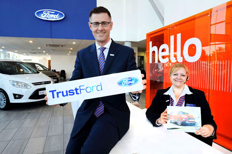 Trust Ford photo